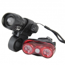 Jing Yi Light (Comp.) JY-586-1 + JY-603T-G with Battery
