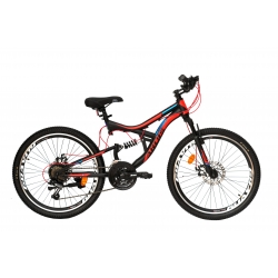 Bicycle ARDIS 24 MTB-susp. ST BUGGY