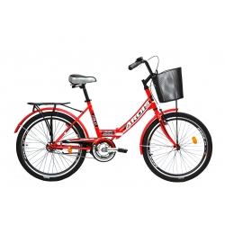 Bike ARDIS 24 SK ST FOLD (with basket)