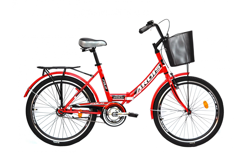 Велосипед Ardis SK ST 24 Fold (з корзиною)