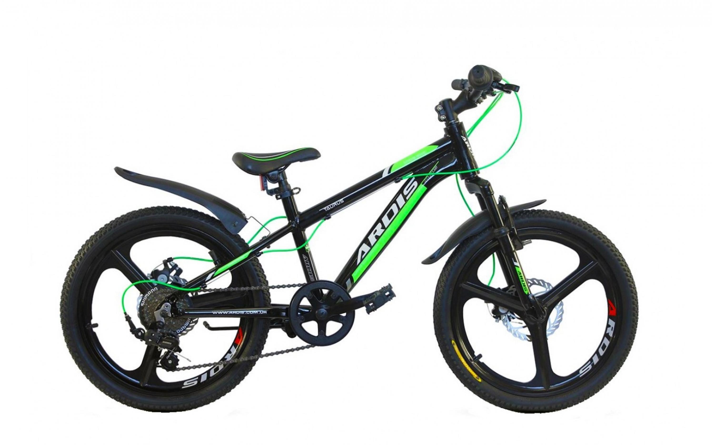 Bicycle ARDIS 20 MTB-kid AL TAURUS, ARDIS, MTB-junior bicycles.