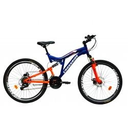 "велосипед CROSSRIDE 26 MTB-susp. ST ""NITRO"""
