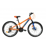 "Велосипед CROSSRIDE 24 MTB ST ""TIGER"""