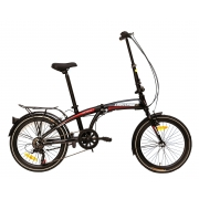 "ВЕЛОСИПЕД CROSSRIDE 20 FLD ST ""CITY FOLDING"" чорний"