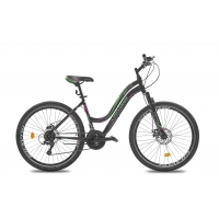 Велосипед Crossride 26 MTB ST Cherry