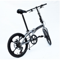 "ВЕЛОСИПЕД CROSSRIDE 20 FLD AL ""CITY FOLDING"""