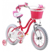 "ВЕЛОСИПЕД ROYALBABY 16 BMX ST ""STAR GIRL"", ROYALBABY"