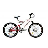 Bike 24 SPIRIT AMT, TOTEM, MTB-susp. bicycles.
