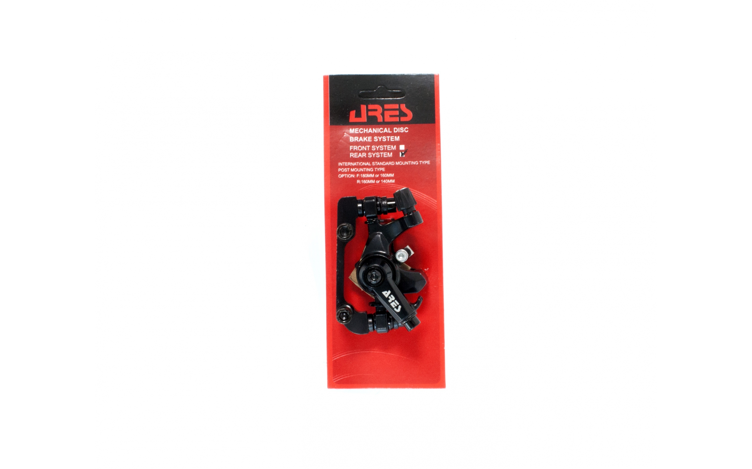 Disc brakes Ares rear MDA16 IS type AP02