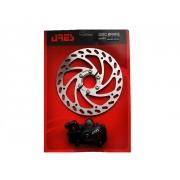 Brake disk Ares MDA08+SE16B rearIS-type, 160