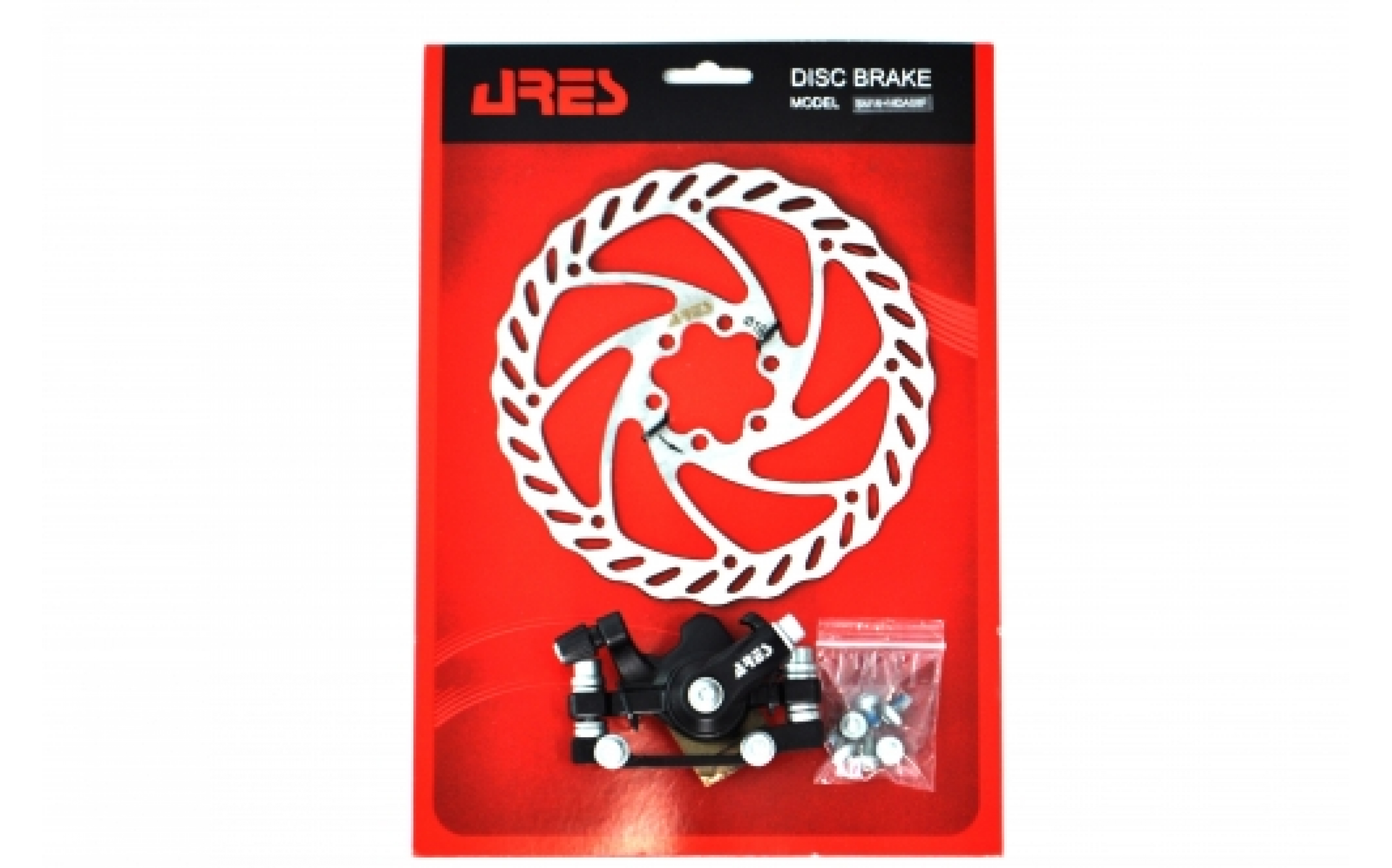 Brake disk Ares MDA08+SM16 front IS-type 160, ARES, Brakes.