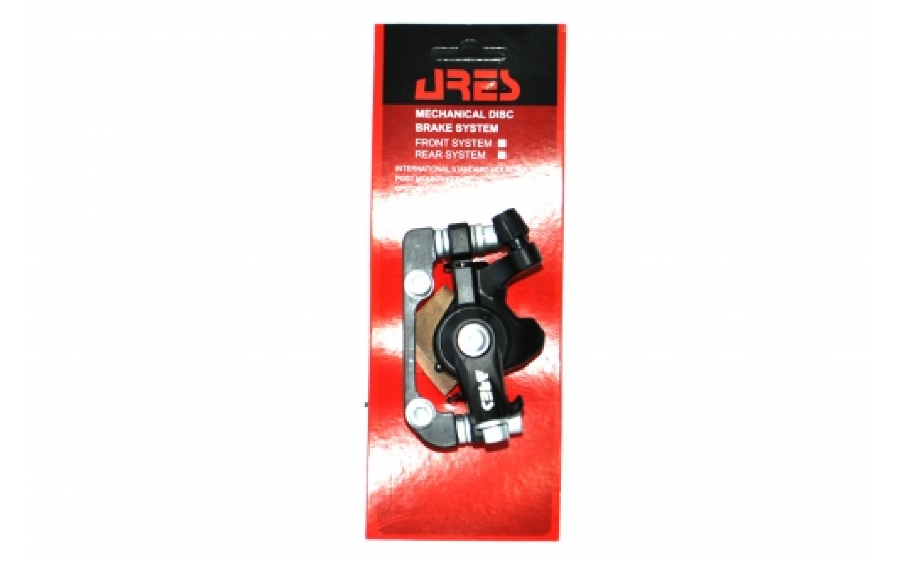 Disk brakes ARES MDA08 IS-type non rotor rear, ARES, Brakes.