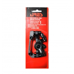 brakes disk Ares RM5  IS-type, AP02 (F:180/R:160)