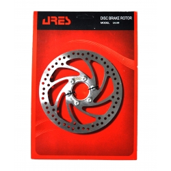 Rotor disk Ares 160mm SA16B, with nut