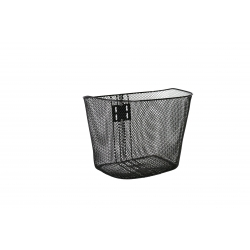 "Basket Ardis JL-CK103 on the steering wheel small metal mesh on the 28 ""with a black mount"