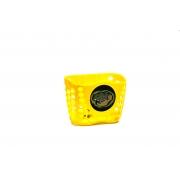 "Корзина CROSSRIDE 14"" ПЛ CR-BS07 жовта"