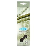 Ланцюг KMC 1sp Z410 коричнева 1/2x1/8x116L, KMC chains.