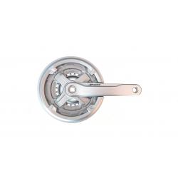 Шатун Prowheel 24х34х42Tх170мм TA-CN68, сріб.