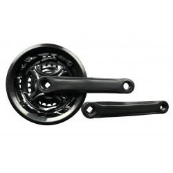 Шатун GF62520 стальний 24х34х42Т, 170мм, чорний