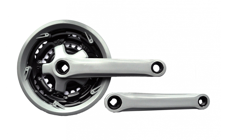 Шатун GF62521 стальний 24х34х42Т, 170мм, сірий