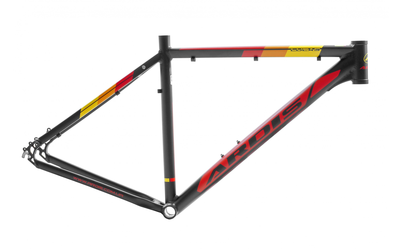 Frame ARDIS AL 27,5x17 LUCAS, ARDIS,  Bicycle frames.