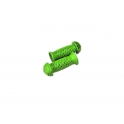 Ручки керма CROSSRIDE 100мм CR-G112 зелені