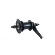 Brake bushing 14Gx36Hx19Tx165mm CR-CB01, black
