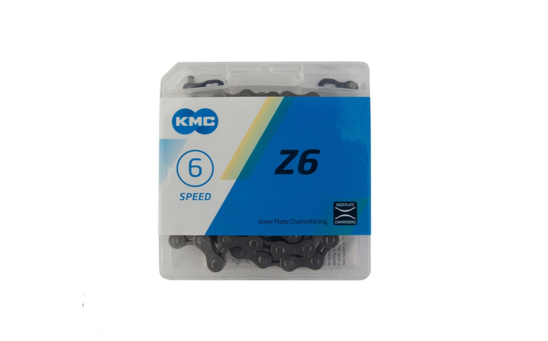 Chain KMC 6sp Z30 brown 1/2x3/32x116L, KMC chains., Chains.