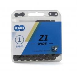 Ланцюг KMC Z510 1/2х1/8х112L коричнева, 1шв.