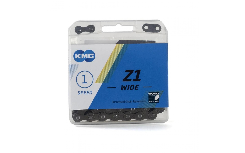 KMC Z510 1/2х1/8х112L brown