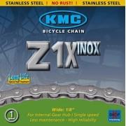 """Chain KMC Z1X (S10) """"INOX"""" 1 / 2х1 / 8х112L, 1"""
