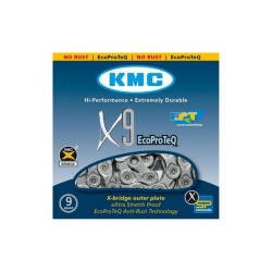 Chain of KMC X9-EPT 1 / 2х11 / 128х116L, 9