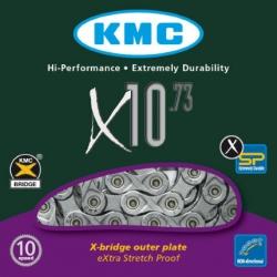Ланцюг KMC X10.73 1/2х11/128х114L EPT, 10шв.