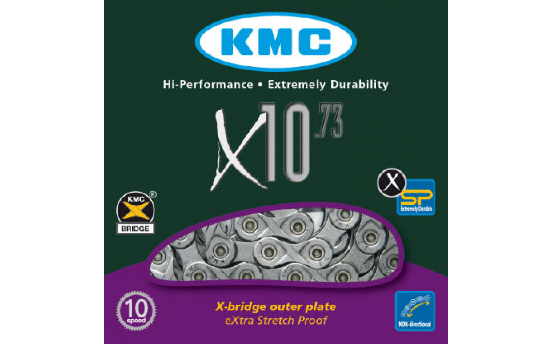 Chain KMC X10.73 1 / 2х11 / 128x114L EPT, 10