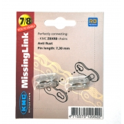 Connector for chain KMC CL543RB, 7 / 8