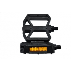 Pedals Feimin BMX 1/2 black,  FP-850В
