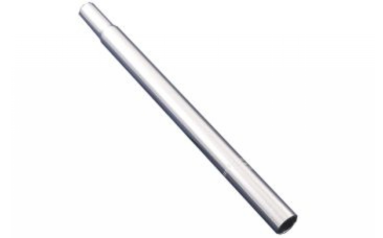 Труба сідла 28х280 срібляста