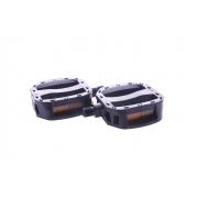 Педалі Feimin FP-650 1/2 дитячий пластик чорний
