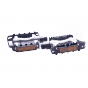 "Pedals FPD NWL-91K MTB 9/16"" silver"