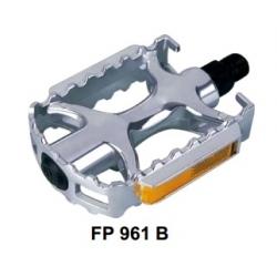 """Педалі Feimin MTB АЛ 9/16"""" сріб., FP-961B"""
