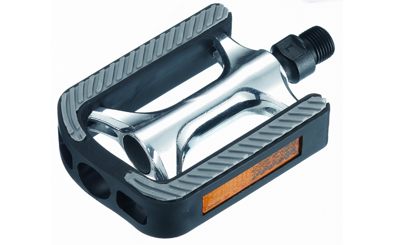 FPD AL NWL-451 pedals, silver