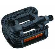 Pedals plastic FPD NW-352 black