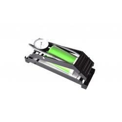 Насос ножний Старт 0907 з манометром зелений