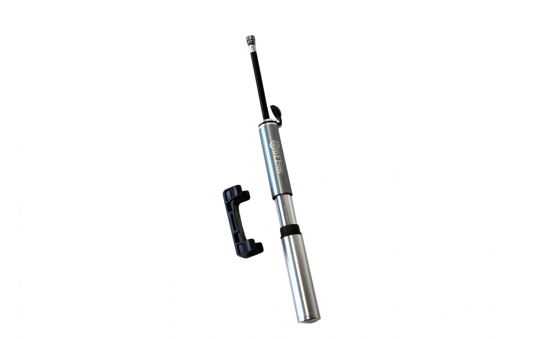 Bike pump BEE M19-01B, aluminum