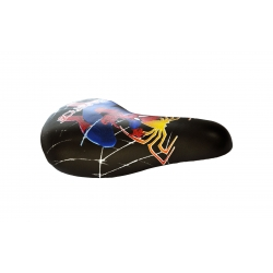 Baby saddle Baisike 245x130 Black Red, Spiderman 907