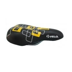 Сідло Velo kids VL-5020 (203x137мм) чорне, AFT
