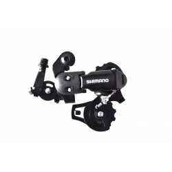 Switch Shimano Tourney RD-FT35-A, 6/7 speed, black