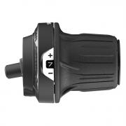 Гріпшифт Shimano Tourney SL-RV200-7R 7 шв, правий 2500мм, non-index, чорний