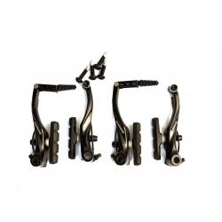 Тормоза Shimano мод. BR-T4000, V-brake, передние/задние