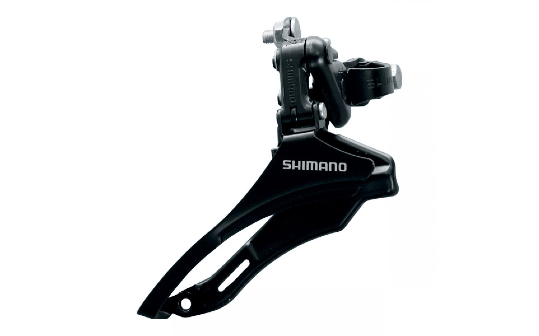 Перемик. перед. Shimano Tourney FD-TZ30 н.тяга 28,6мм 42T, non-i, SHIMANO, Derailleurs.
